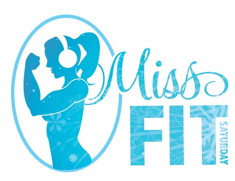 Miss Fit Winter Logo